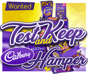 Review a Cadburys Hamper