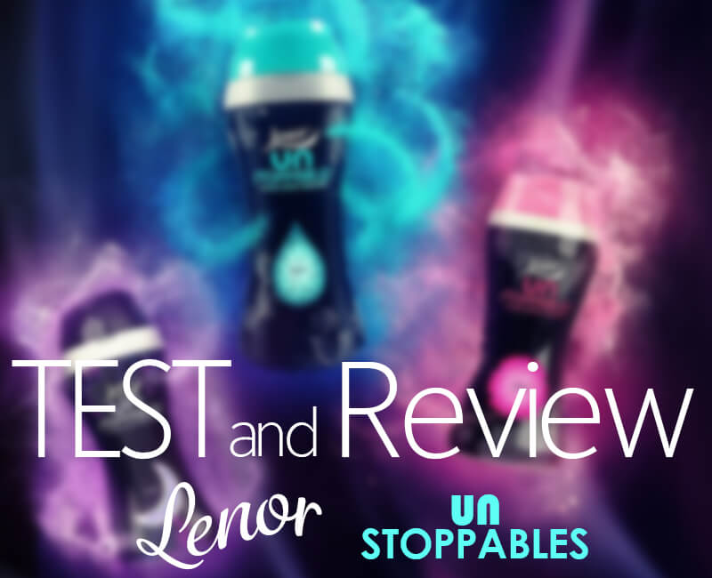 Test and Keep a Lenor Unstoppables Bundle
