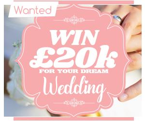 Win 20k Dream Wedding