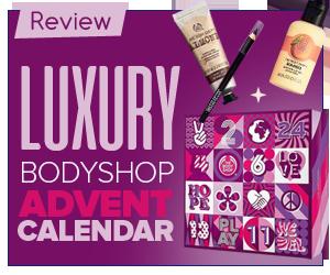 Review a Body Shop Advent Calendar