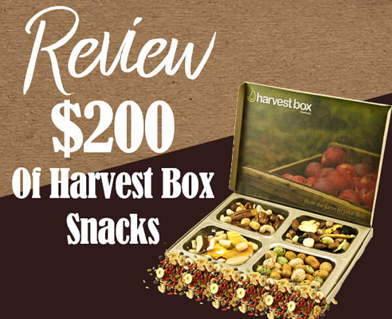 Win a Harvest Box - AU