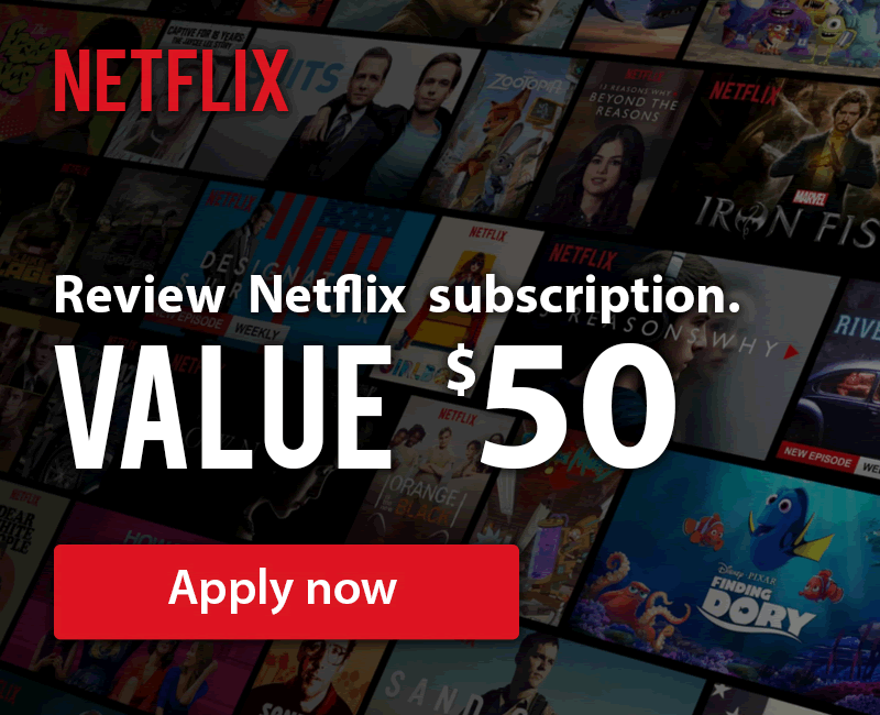 Review a Netflix Subscription