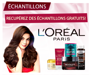 Gagner £100 L'Oreal products
